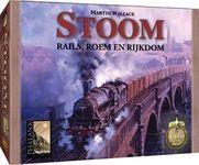 Stoom: Rails, Roem en Rijkdom