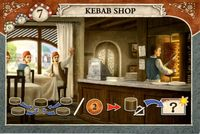 Istanbul: Kebab Shop