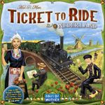Ticket to Ride Map Collection: Volume 4 – Nederland