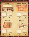 Imhotep: Die Wetten – Minierweiterung