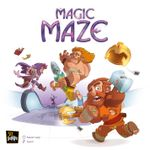 Magic Maze (met promo)