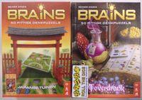 Brains: Toverdrank & Japanse Tuinen