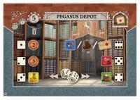 Istanbul: Pegasus Depot