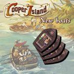 Cooper Island: New boats