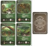 Raccoon Tycoon: New Town Promo Cards