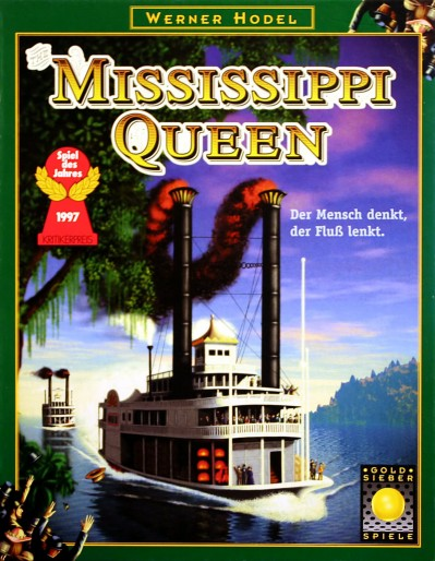 The Mississippi Queen (doos)