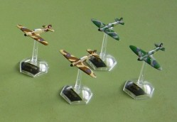 Britse WOII Vliegtuigen