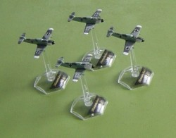 Duitse WOII Vliegtuigen