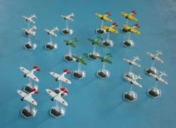 Japanse WOII Vliegtuigen