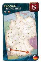 Ticket to Ride Cardgame 03