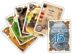 Ticket to Ride Cardgame 04