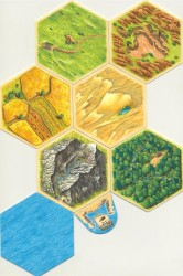 Mini-eiland (Mayfair Games; 2007)