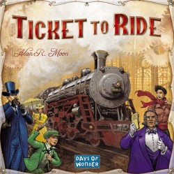 Ticket to Ride (doos)