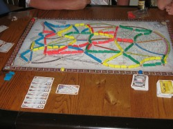 Ticket to Ride (speleinde)