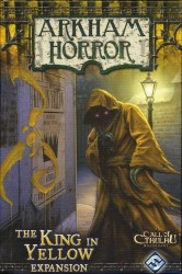 Arkham Horror: The King in Yellow (doos)