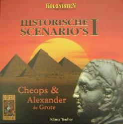 Catan: Alexander de Grote en Cheops (doos)
