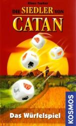 Catan Dobbelspel (doos, duits)