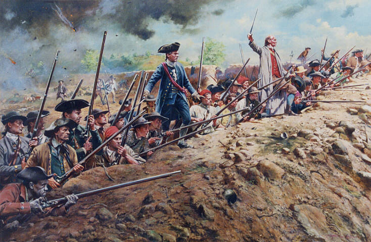Battles Of The American Revolution Roll The Dice