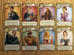 De kaarten