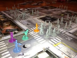 Zombicide play