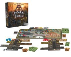 Coal baron in box