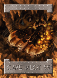 Cave Pilot 55