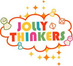 Dit spel werd ons geschonken door Jolly Thinkers