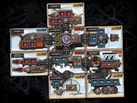 Steampunk Rally Machine
