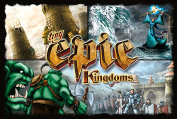 Tiny Epic Kingdoms BOX