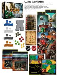 Tiny Epic Kingdoms Inhoud