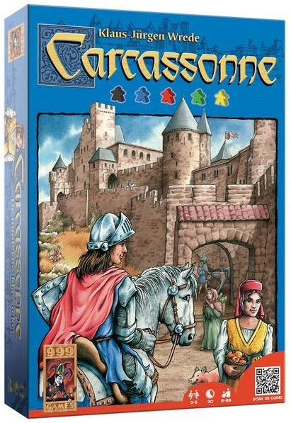 Carcassonne new