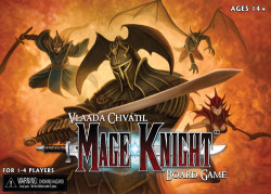 Mage Knight box