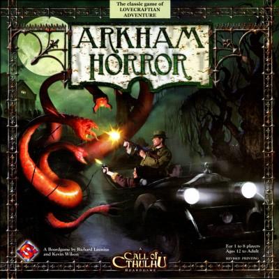 Arkham Horror (voorkant doos)